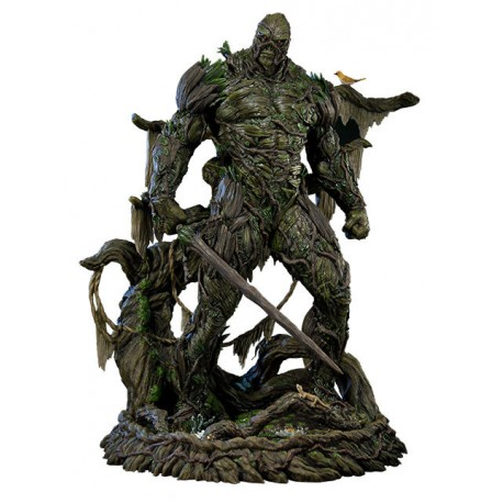 PRIME 1 STUDIO - SWAMP THING STATUE - DELUXE VERSION