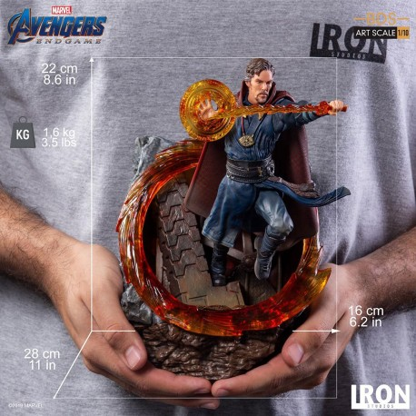 IRON STUDIOS - DR STRANGE ART SCALE 1/10