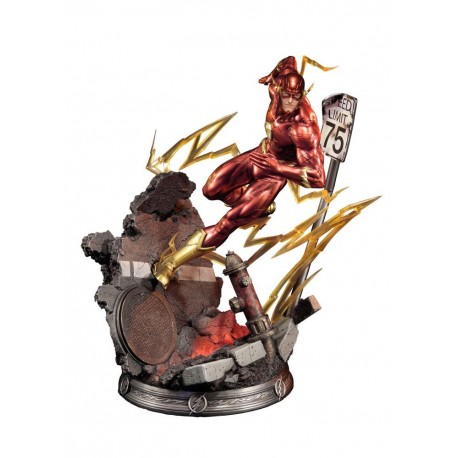 SIDESHOW - NEW 52 - FLASH - 1/4