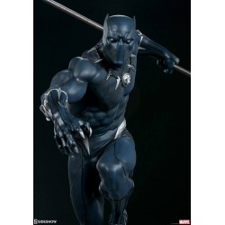 SIDESHOW - AVENGERS ASSEMBLE - BLACK PANTHER 1/5