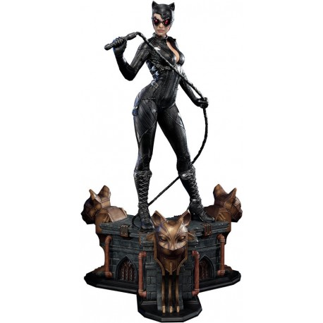 PRIME 1 STUDIO - BATMAN ARKHAM KNIGHT - CATWOMAN 1/3 - EXCLU