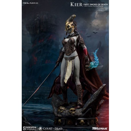 TBLEAGUE- COURT OF THE DEAD - KIER: FIRST SWORD OF DEATH 1/6