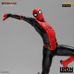 IRON STUDIOS - SPIDER-MAN FAR FROM HOME - SPIDER-MAN 1/10