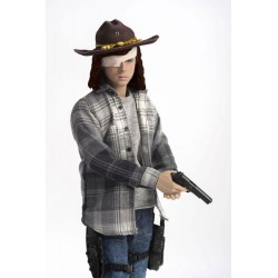 THREE ZERO - WALKING DEAD - CARL GRIMES 1/6