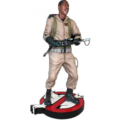 HOLLYWOOD COLLECTIBLE - GHOSTBUSTERS  - WINSTON ZEDDEMORE 1/4