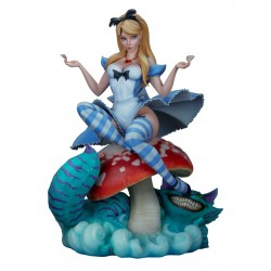 SIDESHOW - FAIRYTALE FANTASIES Collection : ALICE IN WONDERLAND