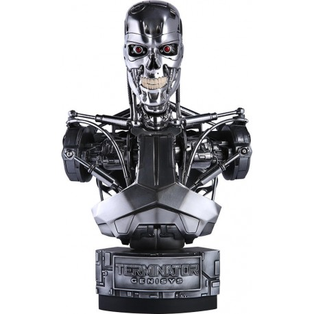 CHRONICLE - TERMINATOR GENISYS : ENDOSKELETON 1/2 SCALE BUST