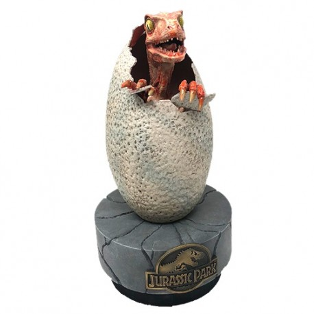 CHRONICLE - JURASSIC PARK : RAPTOR HATCHLING - 1/1