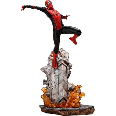 IRON STUDIOS - SPIDER-MAN FAR FROM HOME - SPIDERMAN 1/10