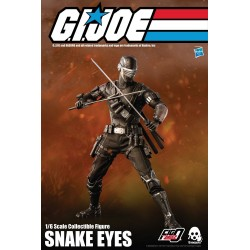 THREEZERO - GI JOE  - SNAKE EYES 1/6