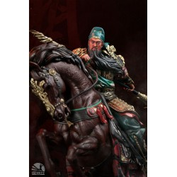 INFINITY STUDIO - THE THREE KINGDOMS : GUAN YU Saint of War - 1/7
