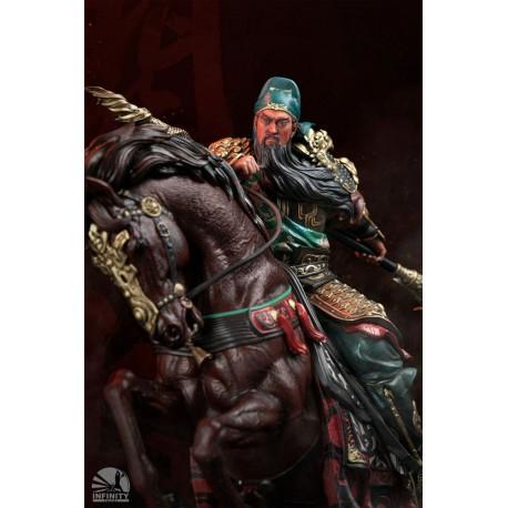 INFINITY STUDIO - THE THREE KINGDOMS : GUAN YU Saint of War - 1/7