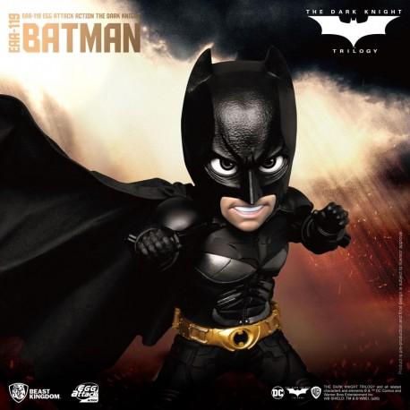 BEAST KINGDOM - THE DARK KNIGHT EGG ATTACK:  BATMAN DELUXE