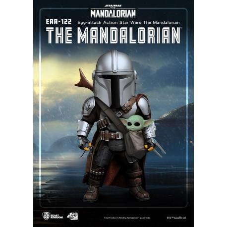 BEAST KINGDOM - STAR WARS THE MANDALORIAN EGG ATTACK