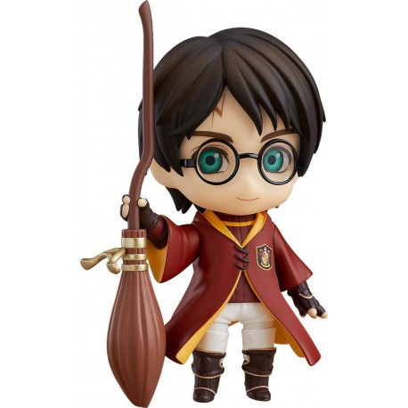 GOOD SMILE COMPANY - Nendoroid Harry Potter vers Quidditch