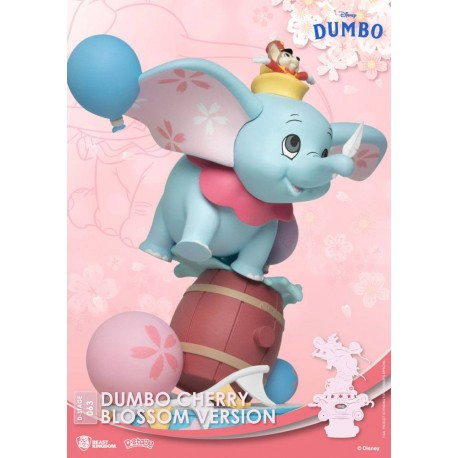 BEAST KINGDOM - DUMBO - CHERRY BLOSSOM VERSION DIORAMA PVC