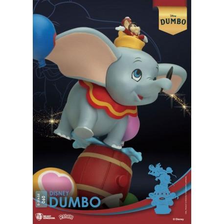 BEAST KINGDOM - DUMBO - DIORAMA PVC