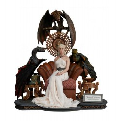 PRIME 1 STUDIO - GAME OF THRONES - DAENERYS TARGARYEN - MOTHER OF DRAGONS 1/4