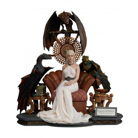 PRIME 1 STUDIO - GAME OF THRONES - DAENERYS TARGARYEN - MOTHER OF DRAGONS 1/4