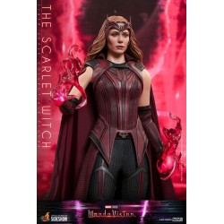 HOT TOYS - WANDAVISION - SCARLET WITCH 1/6