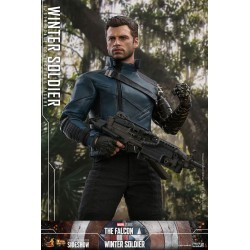 HOT TOYS - THE FALCON AND THE WINTER SOLDIER - WINTER SOLDIER 1/6