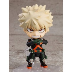 GOOD SMILE COMPANY - MY HERO ACADEMIA - Nendoroid KATSUKI BAKUGO Winter Costume Ver.