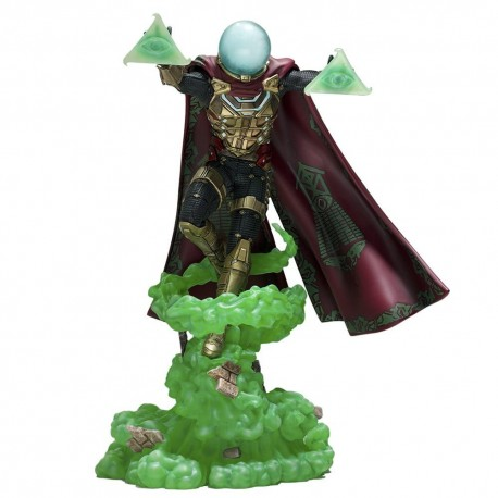 IRON STUDIOS - SPIDER-MAN FAR FROM HOME - MYSTERIO DELUXE 1/10
