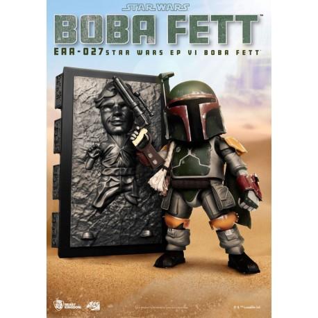 BEAST KINGDOM - STAR WARS BOBA FETT EGG ATTACK