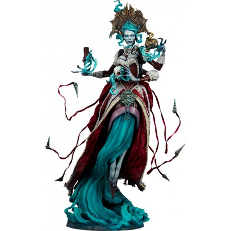 SIDESHOW - COURT OF THE DEAD - ELLIANASTIS THE GREAT ORACLE - PREMIUM FORMAT