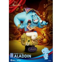 BEAST KINGDOM - DISNEY - ALADDIN DIORAMA PVC