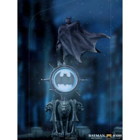 IRON STUDIOS - BATMAN RETURNS - BATMAN DELUXE ART SCALE 1/10