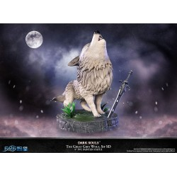 FIRST 4 FIGURE -  DARK SOULS - THE GREAT WOLF SIF SD PVC