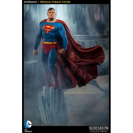 SIDESHOW - SUPERMAN 1/4 Premium Format