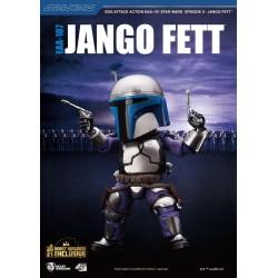 BEAST KINGDOM - STAR WARS JANGO FETT EGG ATTACK - EXCLUSIVE
