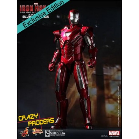 HOT TOYS - IRON MAN MARK 33 - EXCLU