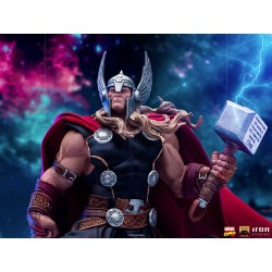 IRON STUDIOS - THE THOR UNLEASHED DELUXE ART SCALE 1/10