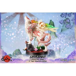 FIRST 4 FIGURE -  OKAMI - SHIRANUI (Celestial Howl) STATUE PVC