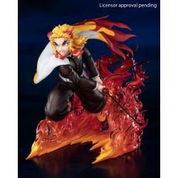 BANDAI - DEMON SLAYER Kimetsu no Yaiba - FiguartsZERO Kyojuro Rengoku Flame Hashira