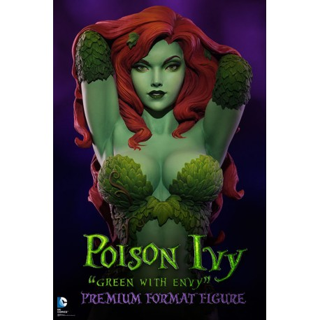 SIDESHOW - POISON IVY GREEN WITH ENVY 1/4