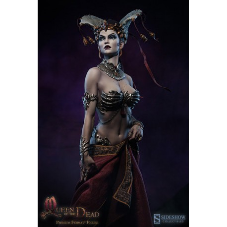 SIDESHOW - QUEEN OF THE  DEAD - GETHSEMONI - PREMIUM FORMAT
