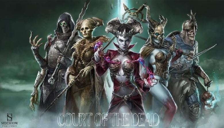 COLLECTION COURT OF THE DEAD